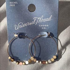 Hoop Statement Earrings